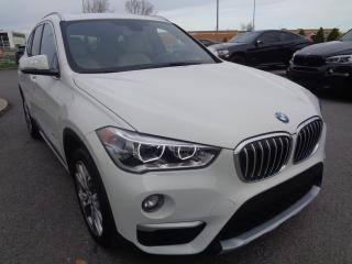 Used 2016 BMW X1 Xdrive28i Low Mileage for sale in Dorval, QC