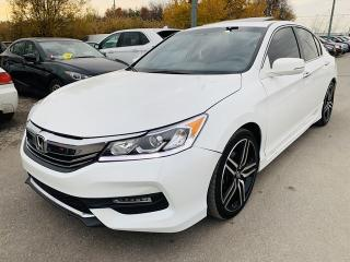 Used 2017 Honda Accord Sport for sale in Pickering, ON