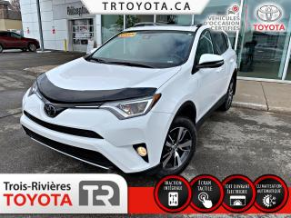 Used 2017 Toyota RAV4 Traction intégrale 4 portes XLE for sale in Trois-Rivières, QC