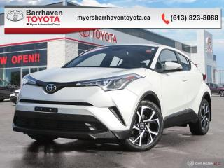 Used 2018 Toyota C-HR XLE  - Heated Seats -  Bluetooth - $152 B/W for sale in Ottawa, ON
