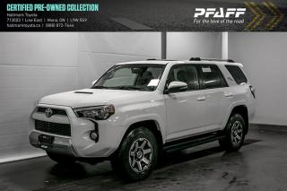 Used 2018 Toyota 4Runner SR5 V6 5A for sale in Orangeville, ON