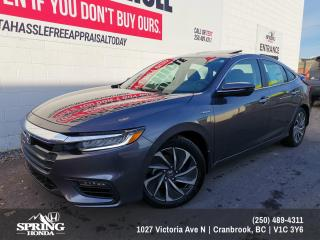 Used 2020 Honda Insight Touring $217 BI-WEEKLY - $0 DOWN for sale in Cranbrook, BC