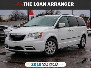 Used 2016 Chrysler Town & Country for sale in Barrie, ON