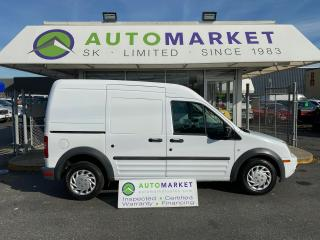 Used 2011 Ford Transit Connect XLT with Side and Rear Door Glass for sale in Langley, BC