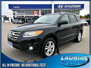 Used 2012 Hyundai Santa Fe V6 GL Sport AWD for sale in Port Hope, ON