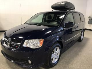 Used 2013 Dodge Grand Caravan Crew Lots of Room, Including the Travel Case for sale in Calgary, AB