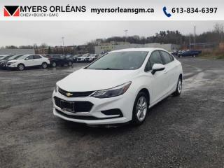 Used 2017 Chevrolet Cruze LT for sale in Orleans, ON
