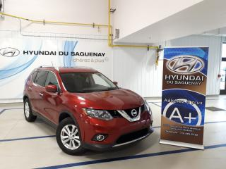 Used 2016 Nissan Rogue AWD/MAGS/SIÈGES CHAUFFANTS for sale in Jonquière, QC