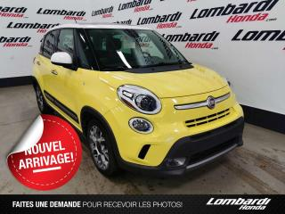 Used 2014 Fiat 500 L NAV|TOIT|BLUETOOTH for sale in Montréal, QC