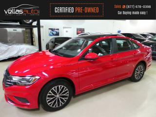 Used 2019 Volkswagen Jetta 1.4 TSI Highline 1.4 TSI| HIGHLINE| SUNROOF| APPLE CAR PLAY for sale in Vaughan, ON