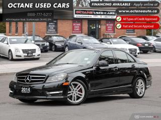 Used 2014 Mercedes-Benz C-Class C 300 Accident Free! for sale in Scarborough, ON