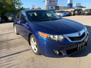 Used 2009 Acura TSX w/Premium Pkg for sale in Oakville, ON