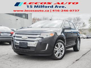 Used 2011 Ford Edge Limited for sale in North York, ON