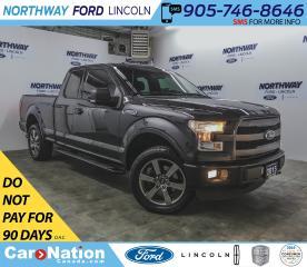 Used 2015 Ford F-150 XLT | 5.0L V8 | NAV | SPORT | FX4 | TAILGATE STEP for sale in Brantford, ON