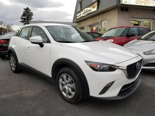 Used 2017 Mazda CX-3 Mazda CX-3 AWd 2017 Full for sale in Longueuil, QC