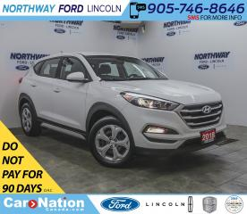 Used 2018 Hyundai Tucson | AWD | HTD SEATS | BACKUP CAM | KEYLESS ENTRY | for sale in Brantford, ON