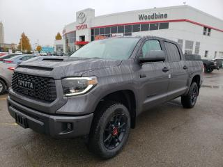 Used 2020 Toyota Tundra TRD Pro for sale in Etobicoke, ON