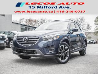 Used 2016 Mazda CX-5 GT for sale in North York, ON