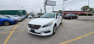 Used 2017 Hyundai Sonata 4dr Sdn 2.4L Auto GL for sale in Burlington, ON