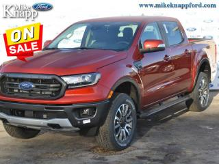 New 2019 Ford Ranger Lariat  - Leather Seats -  Heated Seats for sale in Welland, ON