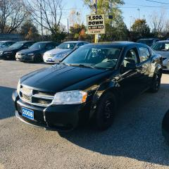 Used 2008 Dodge Avenger BRAND NEW WINTER TIRES + SUMMER RIMS + TIRES  SXT for sale in Toronto, ON