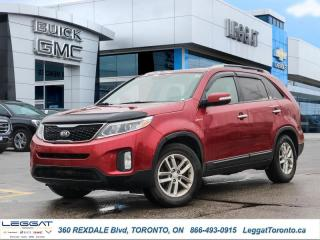 Used 2014 Kia Sorento SE  - Heated Seats -  Bluetooth for sale in Etobicoke, ON