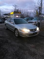 2002 Acura TL NEW WINTER TIRES-TL-S TYPE VERY RARE VERY CLEAN