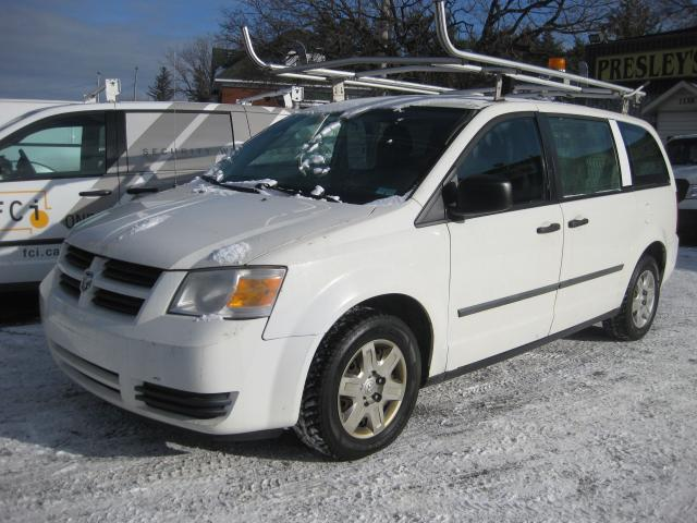2010 Dodge Grand Caravan CV 3.3L 6cyl 2 pass AC Cruise PL PW