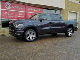 New 2020 RAM 1500 Sport 4x4 Crew Cab / Panoramic Sunroof / GPS Navigation for sale in Edmonton, AB