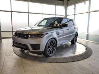 New 2020 Land Rover Range Rover Sport HSE DIESEL for sale in Edmonton, AB