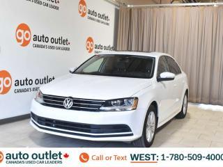 Used 2017 Volkswagen Jetta Sedan Wolfsburg Edition, 1.4L I4, Fwd, Heated cloth seats, Backup camera, Sunroof, Bluetooth for sale in Edmonton, AB