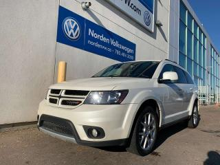 Used 2014 Dodge Journey R/T RALLYE AWD - LEATHER / LOADED for sale in Edmonton, AB