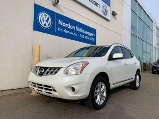 Used 2013 Nissan Rogue SV AWD - HEATED SEATS / BACKUP CAMERA for sale in Edmonton, AB