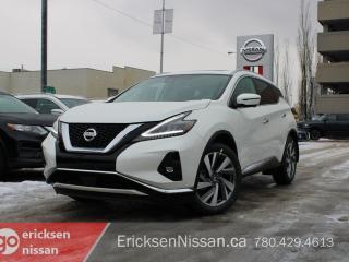 New 2020 Nissan Murano SL for sale in Edmonton, AB