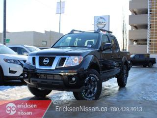 New 2019 Nissan Frontier PRO-4X 4x4 Crew Cab 126.0 in. WB for sale in Edmonton, AB