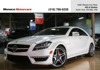 Used 2012 Mercedes-Benz CLS-Class CLS63 AMG 550HP - PERFORMANCE PACKAGE|DISTRONIC+ for sale in North York, ON