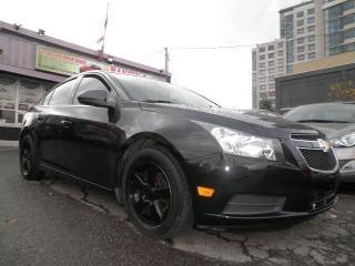 Used 2012 Chevrolet Cruze LT Turbo+ w/1SB for sale in Brampton, ON
