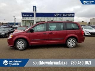 Used 2014 Dodge Grand Caravan SE/HANDSFREE/CRUISE/LOW KMS/ONE OWNER for sale in Edmonton, AB