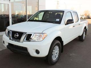 New 2019 Nissan Frontier SV BACK UP CAMERA PUSH START BLUETOOTH for sale in Edmonton, AB
