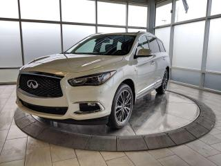 New 2020 Infiniti QX60 ProACTIVE 4dr AWD Sport Utility for sale in Edmonton, AB