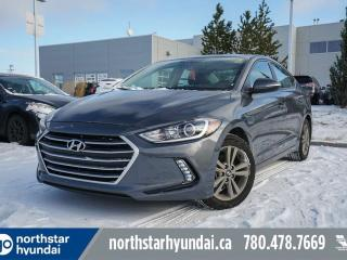 Used 2017 Hyundai Elantra GL AUTO/HEATEDSEATS/BLUETOOTH/AIR/TILT/CRUISE for sale in Edmonton, AB