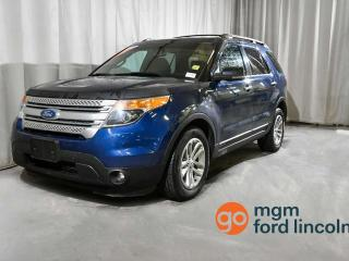 Used 2012 Ford Explorer XLT 4X4 | 7-PASSENGER SEATING | HEATED FRONT SEATS | BACKUP SENSORS | REMOTE START for sale in Red Deer, AB