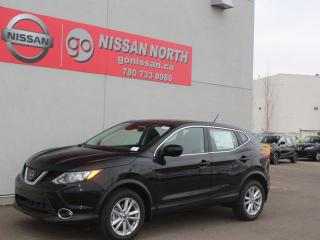 Used 2019 Nissan Qashqai SV/AWD/SUNROOF/HEATED SEATS for sale in Edmonton, AB