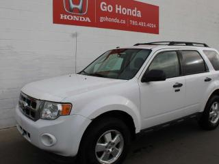 Used 2011 Ford Escape XLT 4WD for sale in Edmonton, AB