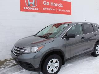 Used 2014 Honda CR-V LX AWD for sale in Edmonton, AB
