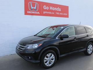 Used 2012 Honda CR-V EX-L AWD for sale in Edmonton, AB