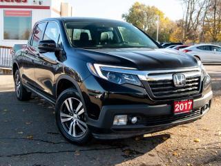 Used 2017 Honda Ridgeline EX-L 4x4 Crew Cab 125.2 in. WB for sale in Brantford, ON