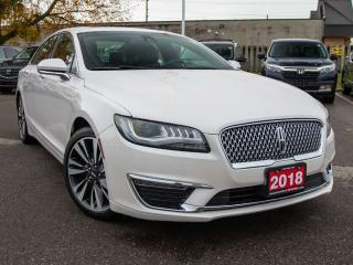 Used 2018 Lincoln MKZ Select 4dr FWD Sedan for sale in Brantford, ON