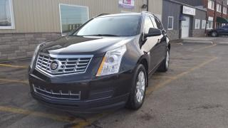 Used 2015 Cadillac SRX HEATED SEATS-LEATHER-OFF LEASE-TOUCH SCREEN for sale in Tilbury, ON