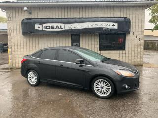 Used 2014 Ford Focus Titanium for sale in Mount Brydges, ON